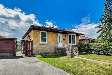 House for sale at 6 Shawford Cres Toronto Ontario - MLS: E4850408