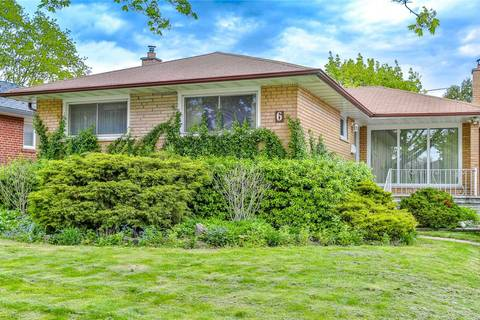 House for sale at 6 Shipley Rd Toronto Ontario - MLS: W4460766