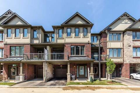Townhouse for sale at 6 Showers Ln Hamilton Ontario - MLS: X4779416