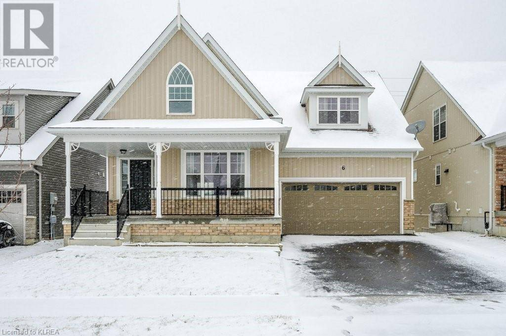House for sale at 6 Silverbrook Ave City Of Kawartha Lakes Ontario - MLS: 252378