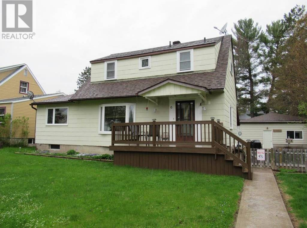 House for sale at 6 Silvie St Deep River Ontario - MLS: 1176794