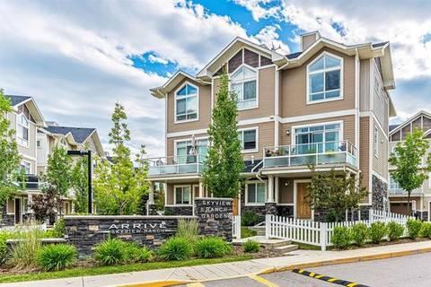 Townhouse for sale at 6 Skyview Ranch Garden(s) Northeast Calgary Alberta - MLS: C4260992