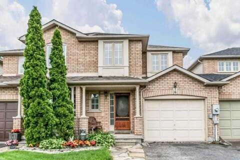 Townhouse for sale at 6 Somerscales Dr Clarington Ontario - MLS: E4780657