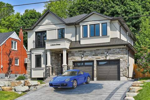 House for sale at 6 Sonora Terr Toronto Ontario - MLS: E4496046
