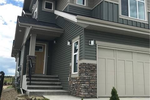 Townhouse for sale at 6 Springfield Blvd Sylvan Lake Alberta - MLS: ca0168036