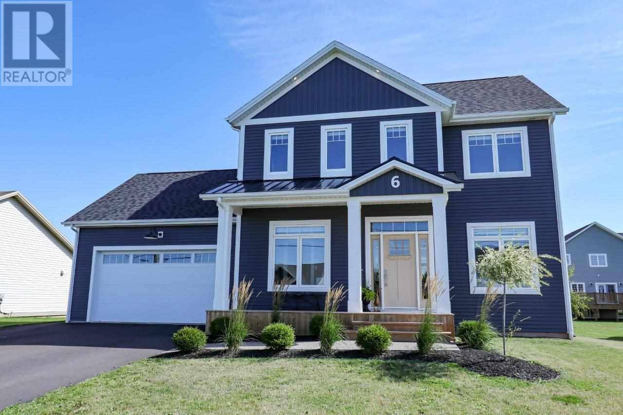 House for sale at 6 St. George Cres Stratford Prince Edward Island - MLS: 201921938