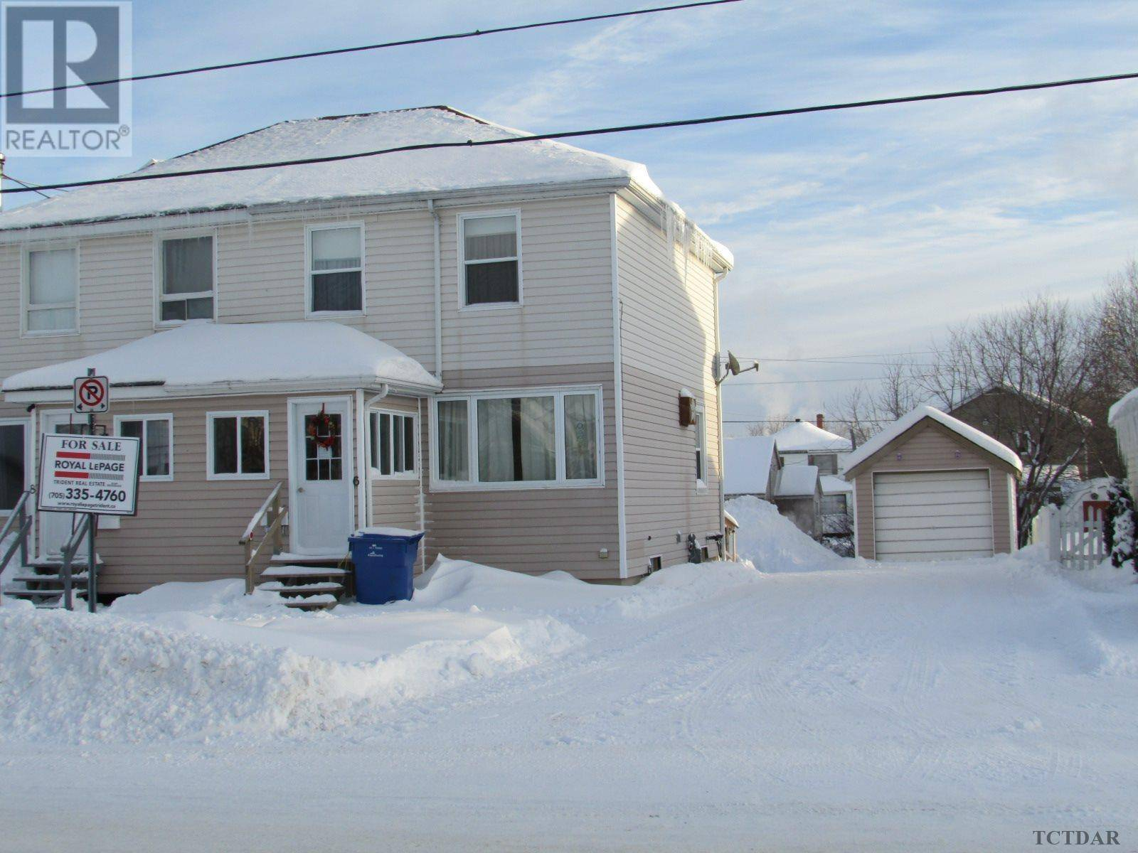 House for sale at 6 Stewart Ave Kapuskasing Ontario - MLS: TM200405