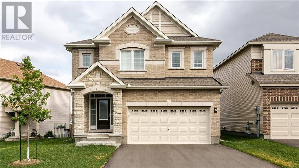 House for rent at 6 Stoneleigh St Ottawa Ontario - MLS: 1176283