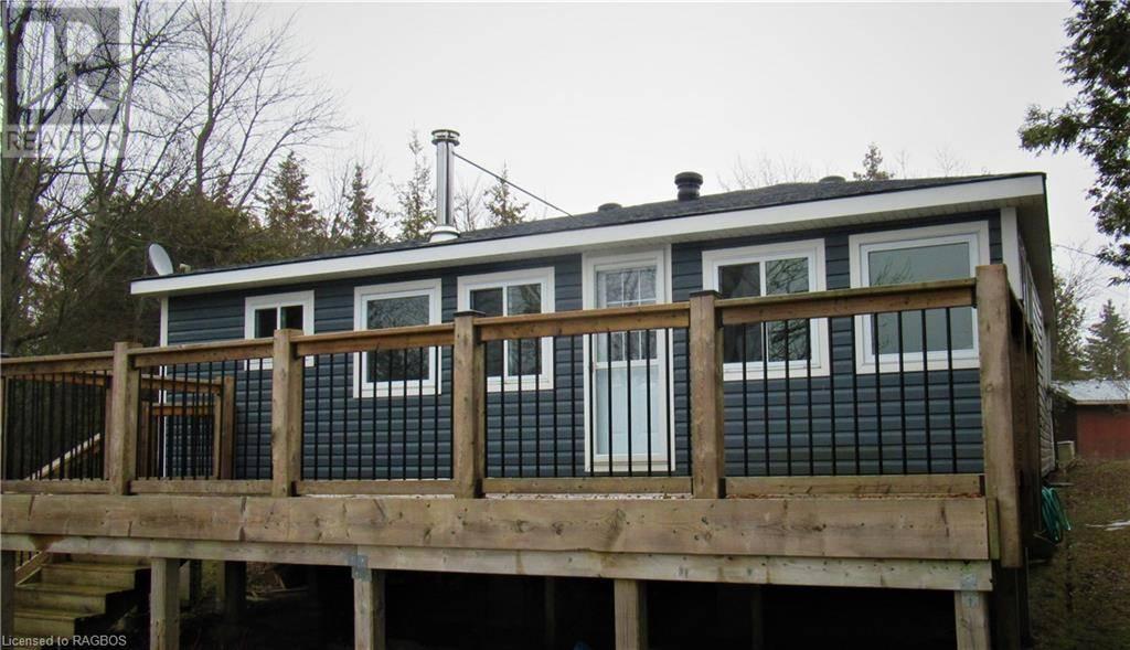 House for sale at 6 Sucker Creek Ln South Bruce Peninsula Ontario - MLS: 253438