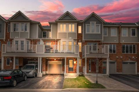 Townhouse for sale at 6 Suitor Ct Milton Ontario - MLS: W4443027
