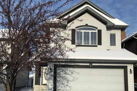 House for sale at 6 Summercourt Pl Sherwood Park Alberta - MLS: E4143301