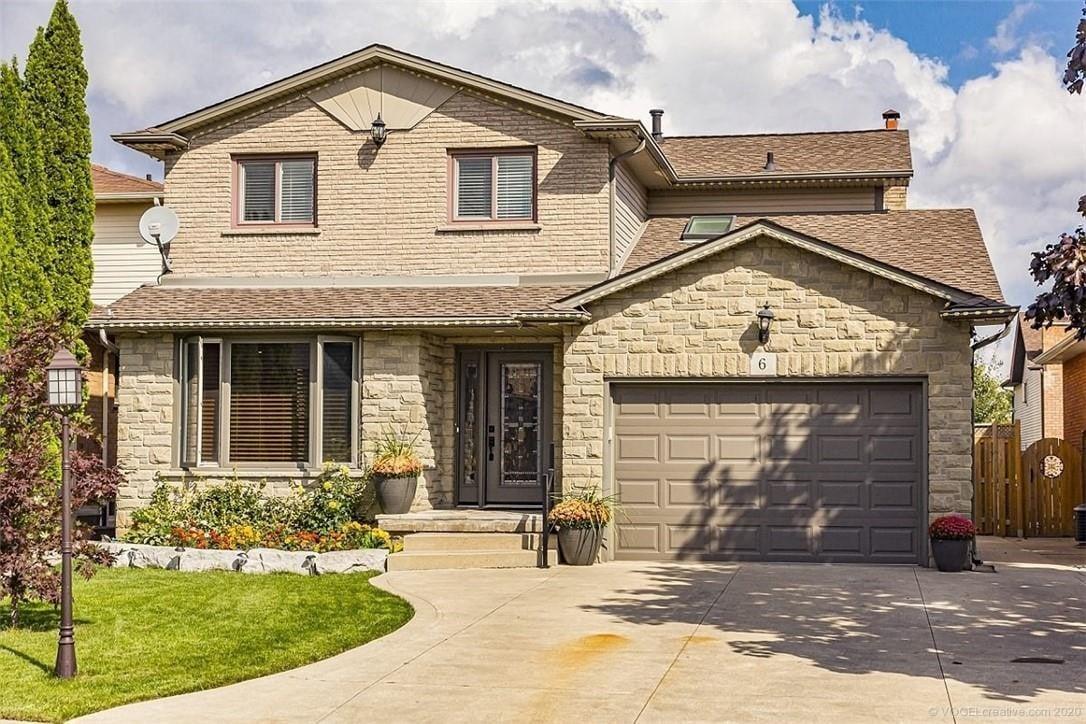 House for sale at 6 Sundown Dr Hamilton Ontario - MLS: H4089559