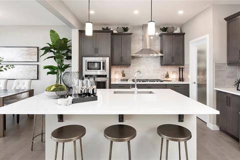 Townhouse for sale at 6 Sunrise Ht Cochrane Alberta - MLS: C4293761