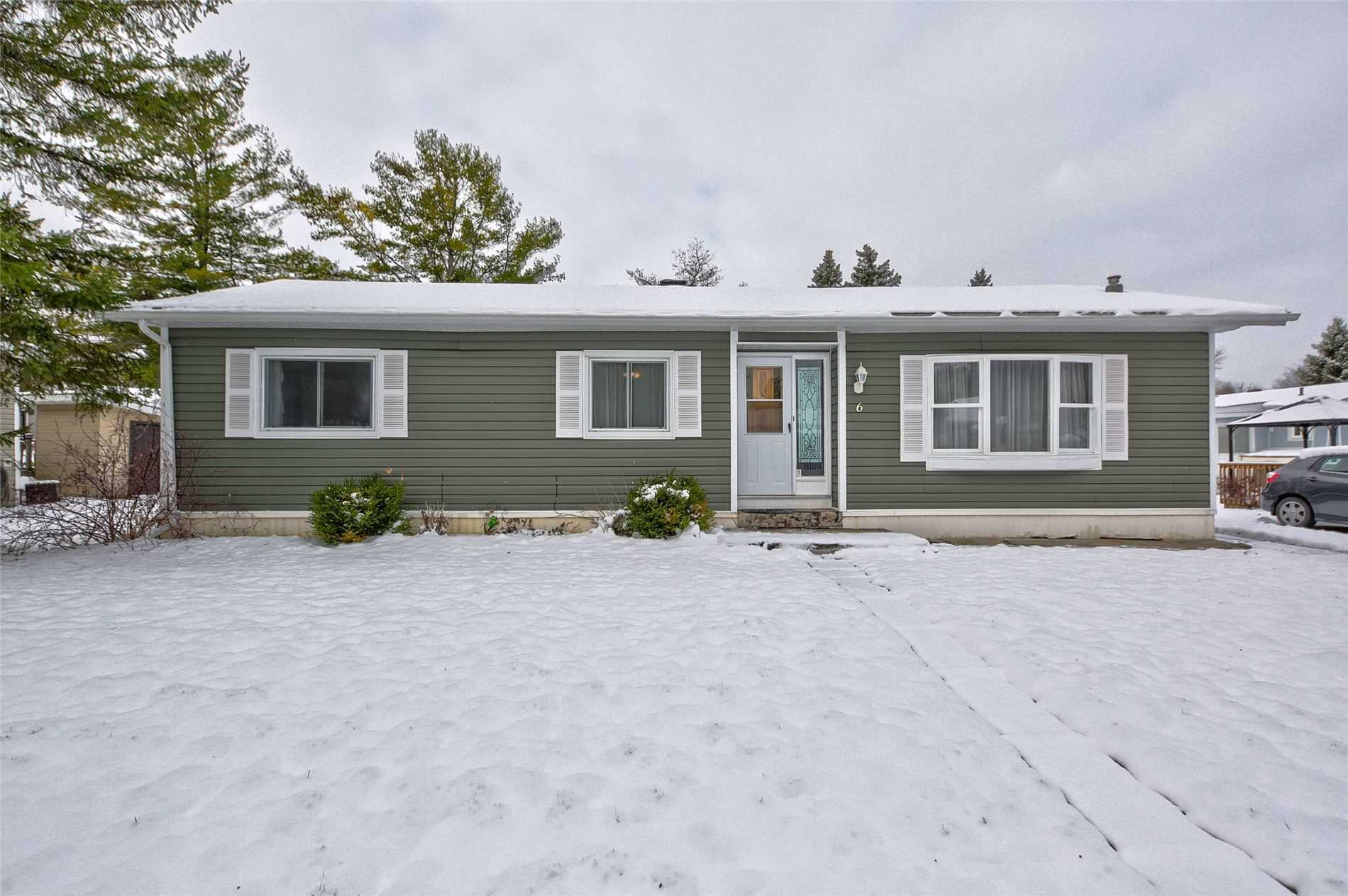 For Sale: 6 Sunset Drive, Innisfil, ON | 2 Bed, 2 Bath Property for $205000.00. See 15 photos!