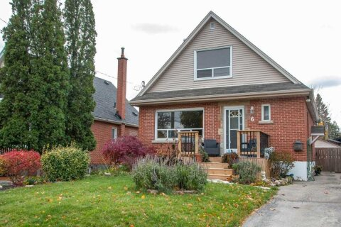 House for sale at 6 Sylvia Ave Hamilton Ontario - MLS: X5001195