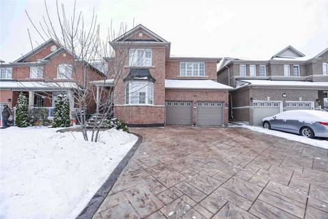 House for rent at 6 Tamarind Valy Brampton Ontario - MLS: W4692203