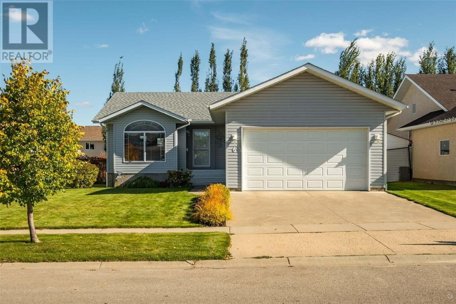 House for sale at 6 Telfer By Prince Albert Saskatchewan - MLS: SK827746