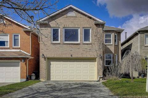 House for sale at 6 Thomas Henry Rd Vaughan Ontario - MLS: N4745693