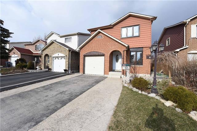 For Sale: 6 Thorson Gate, Brampton, ON | 3 Bed, 3 Bath House for $680,000. See 6 photos!