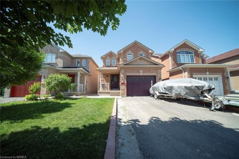 House for sale at 6 Todmorden Dr Brampton Ontario - MLS: 30818212