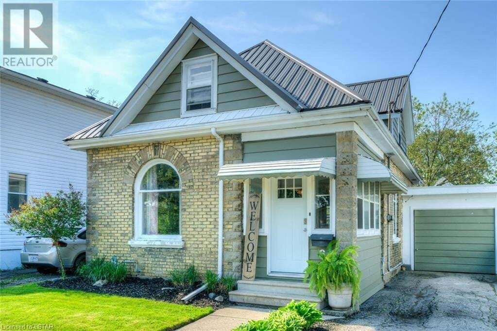 House for sale at 6 Trafalgar St St. Thomas Ontario - MLS: 261386