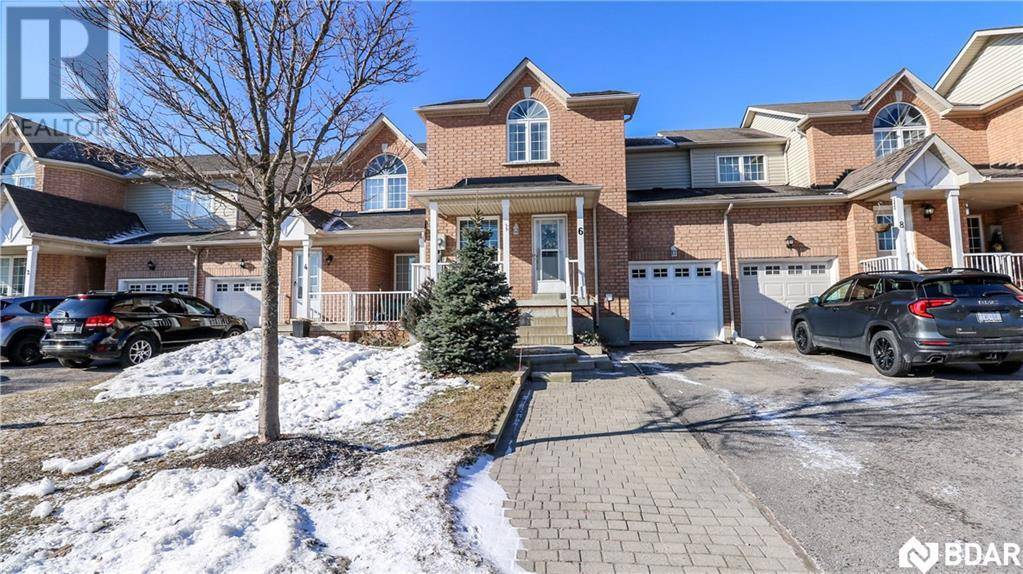 Townhouse for sale at 6 Trevino Circ Barrie Ontario - MLS: 30799825