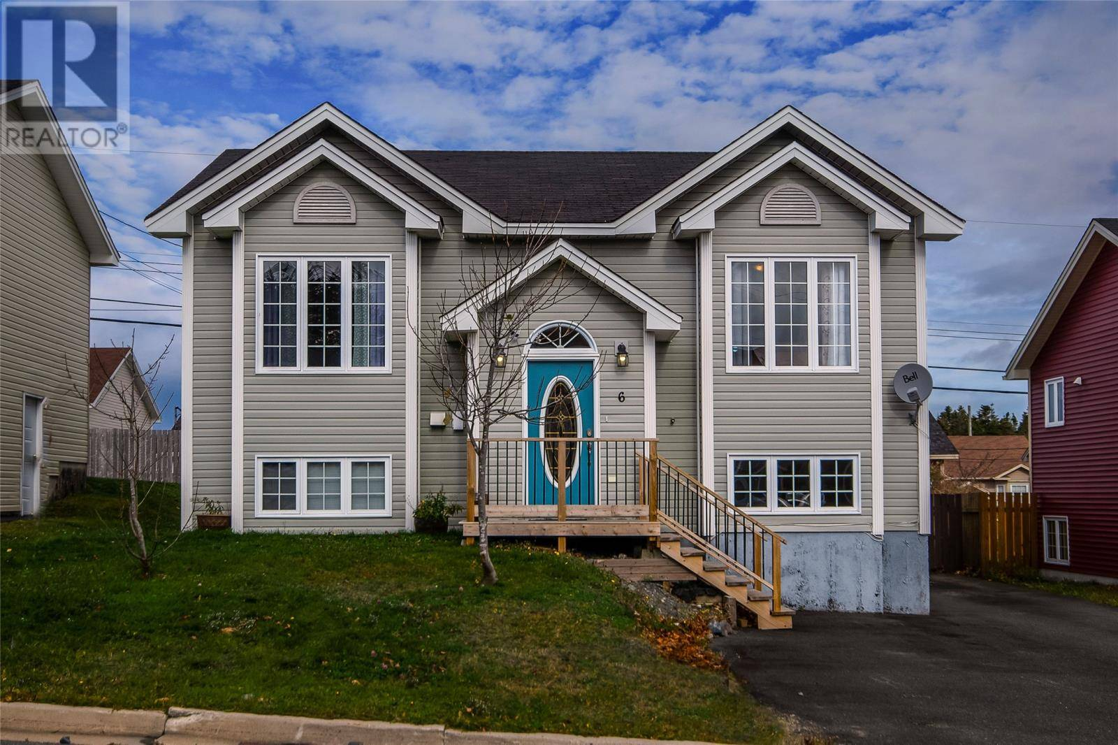 House for sale at 6 Tyrell Dr Paradise Newfoundland - MLS: 1206891