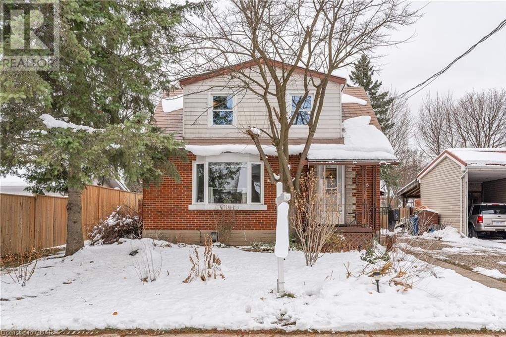 House for sale at 6 Vancouver Dr Guelph Ontario - MLS: 40047744