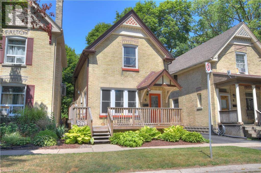 House for sale at 6 Victor St London Ontario - MLS: 216159