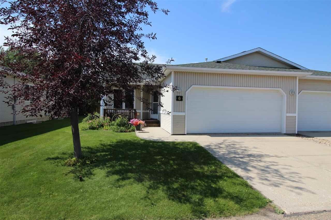 Townhouse for sale at 6 Village Ln Rural Wetaskiwin County Alberta - MLS: E4220808
