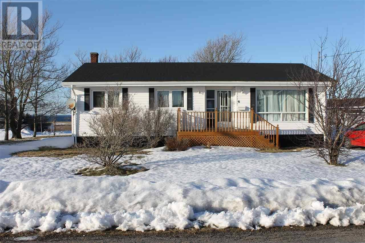 House for sale at 6 Walley St Glace Bay Nova Scotia - MLS: 202005053