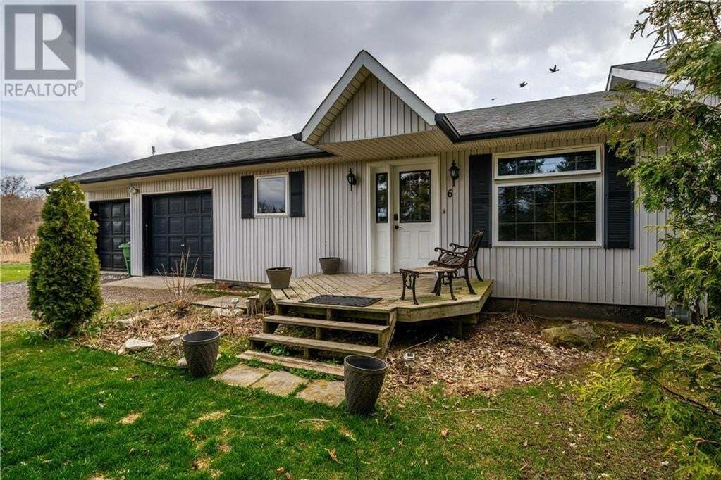 House for sale at 6 Weir Rd North Flamborough Ontario - MLS: 30823726