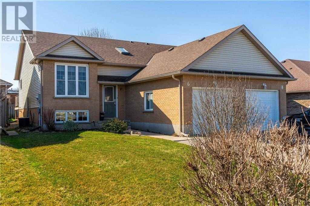 House for sale at 6 Weston St Paris Ontario - MLS: 30801469
