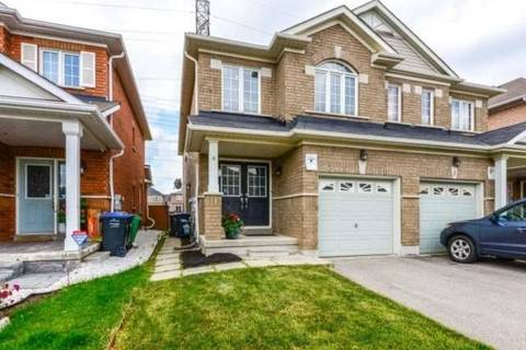 Townhouse for sale at 6 Wicklow Rd Brampton Ontario - MLS: W4510122
