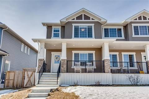 Townhouse for sale at 6 Willow Mews  Cochrane Alberta - MLS: C4290252