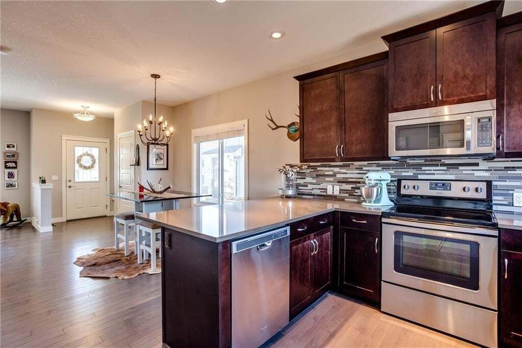 Townhouse for sale at 6 Willow Me The Willows, Cochrane Alberta - MLS: C4299123