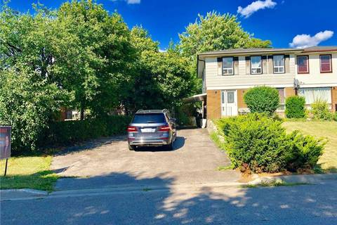 Townhouse for sale at 6 Wilton Dr Brampton Ontario - MLS: W4591688