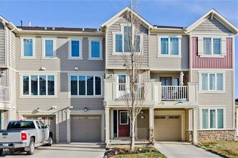 Townhouse for sale at 6 Windstone Green Southwest Airdrie Alberta - MLS: C4274756