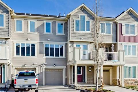 Townhouse for sale at 6 Windstone Green Southwest Airdrie Alberta - MLS: C4285364