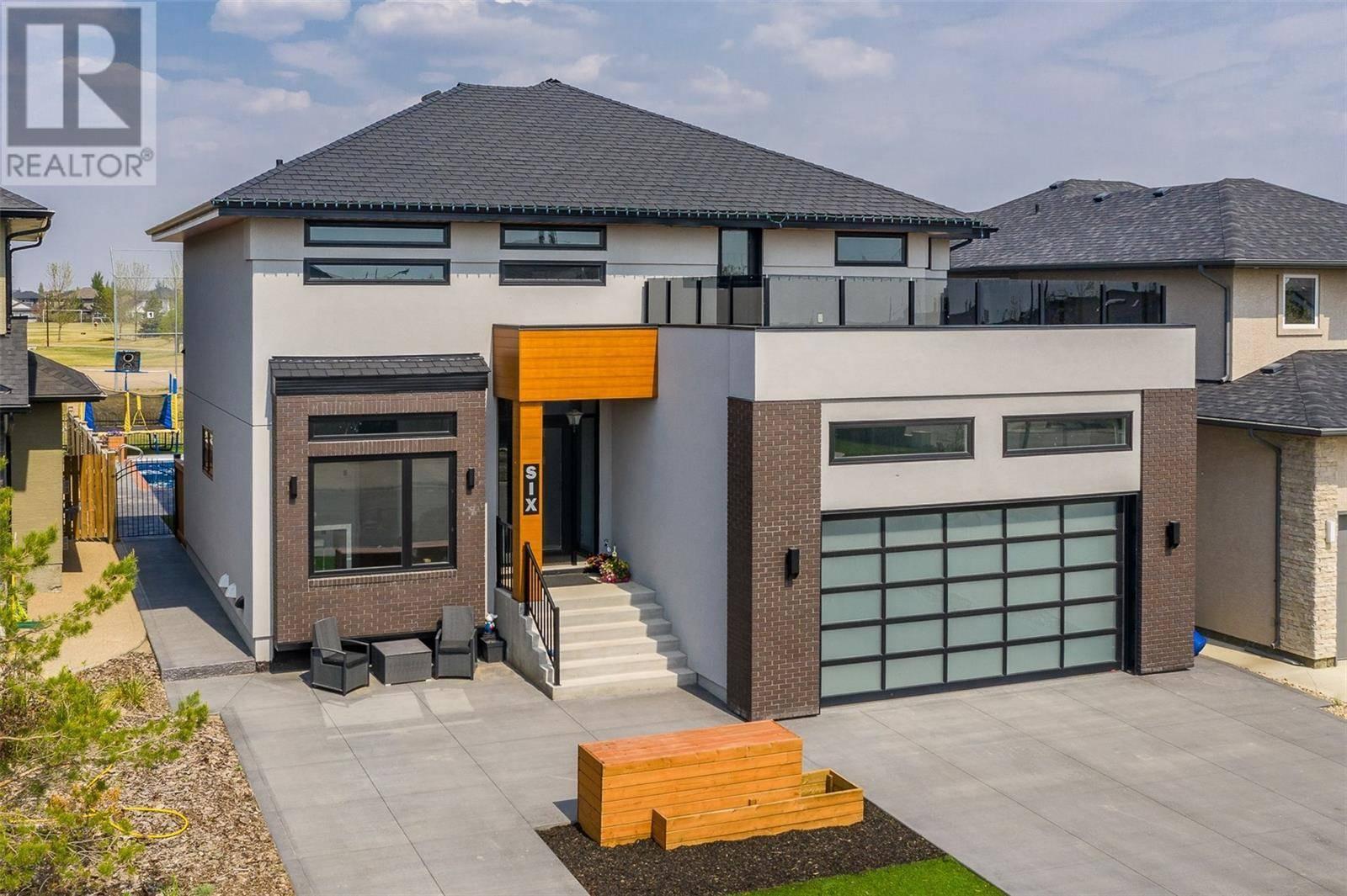 House for sale at 6 Wright Mnr  Saskatoon Saskatchewan - MLS: SK779189