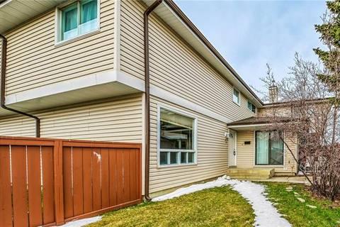 Townhouse for sale at 1155 Falconridge Dr Northeast Unit 60 Calgary Alberta - MLS: C4242650