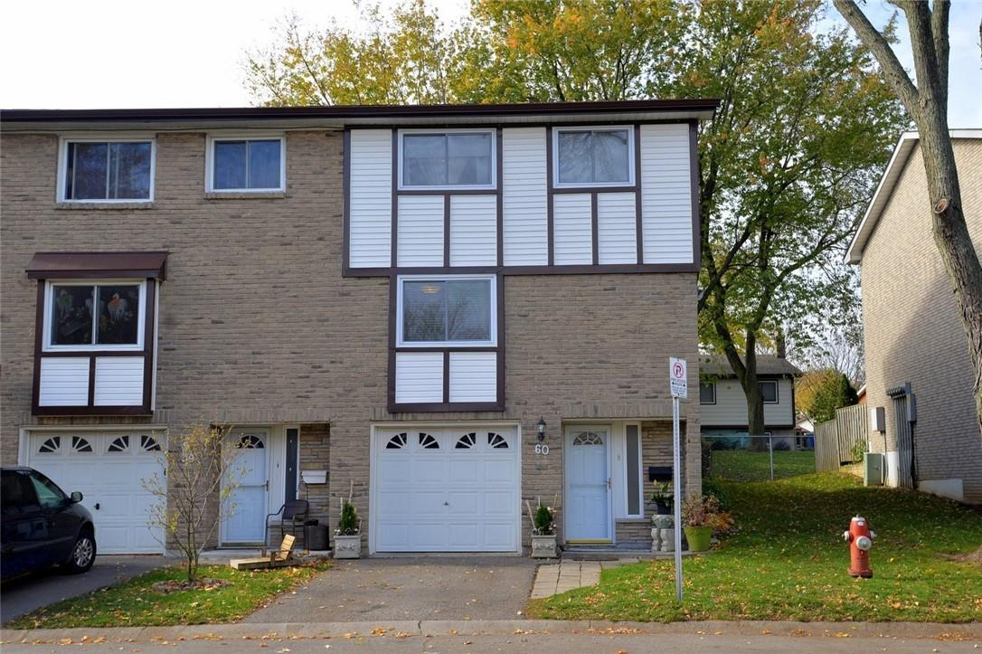 Removed: 60 - 145 Rice Avenue, Hamilton, ON - Removed on 2019-11-12 07:00:10
