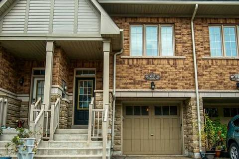 Townhouse for sale at 2171 Fiddlers Wy Unit 60 Oakville Ontario - MLS: W4576432