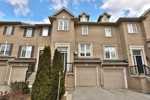 Townhouse for sale at 2280 Baronwood Dr Unit 60 Oakville Ontario - MLS: W4738876