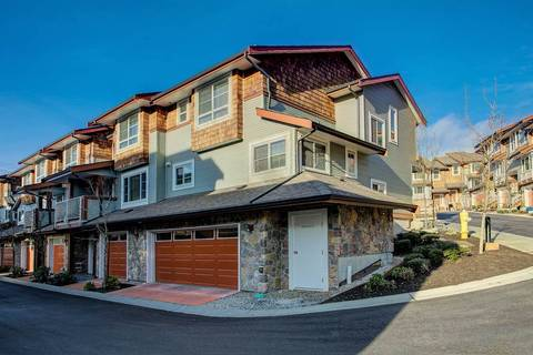 Townhouse for sale at 23651 132 Ave Unit 60 Maple Ridge British Columbia - MLS: R2424124