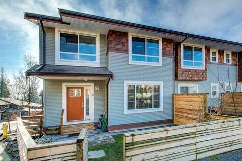 Townhouse for sale at 23651 132 Ave Unit 60 Maple Ridge British Columbia - MLS: R2428703