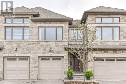 Townhouse for sale at 243 Grey Silo Rd Unit 60 Waterloo Ontario - MLS: 30734984