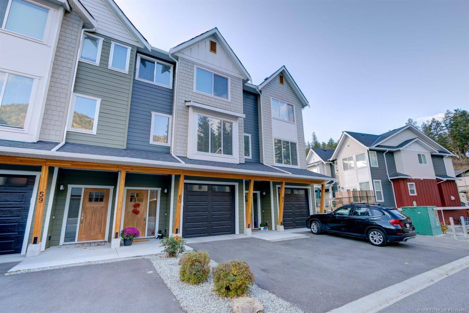 Townhouse for sale at 2490 Tuscany Dr Unit 60 West Kelowna British Columbia - MLS: 10194482