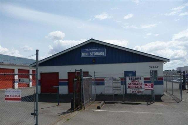Commercial property for sale at 31288 Peardonville Rd Unit 60 Abbotsford British Columbia - MLS: C8034323