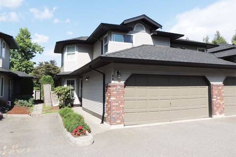 Townhouse for sale at 36060 Old Yale Rd Unit 60 Abbotsford British Columbia - MLS: R2382764